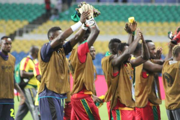 Camerun-Ghana, Coppa d'Africa - Fonte: Camerun Twitter