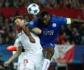 Siviglia-Leicester 2-1: altra botta per Ranieri