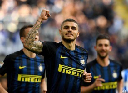 Roma-Inter, Icardi