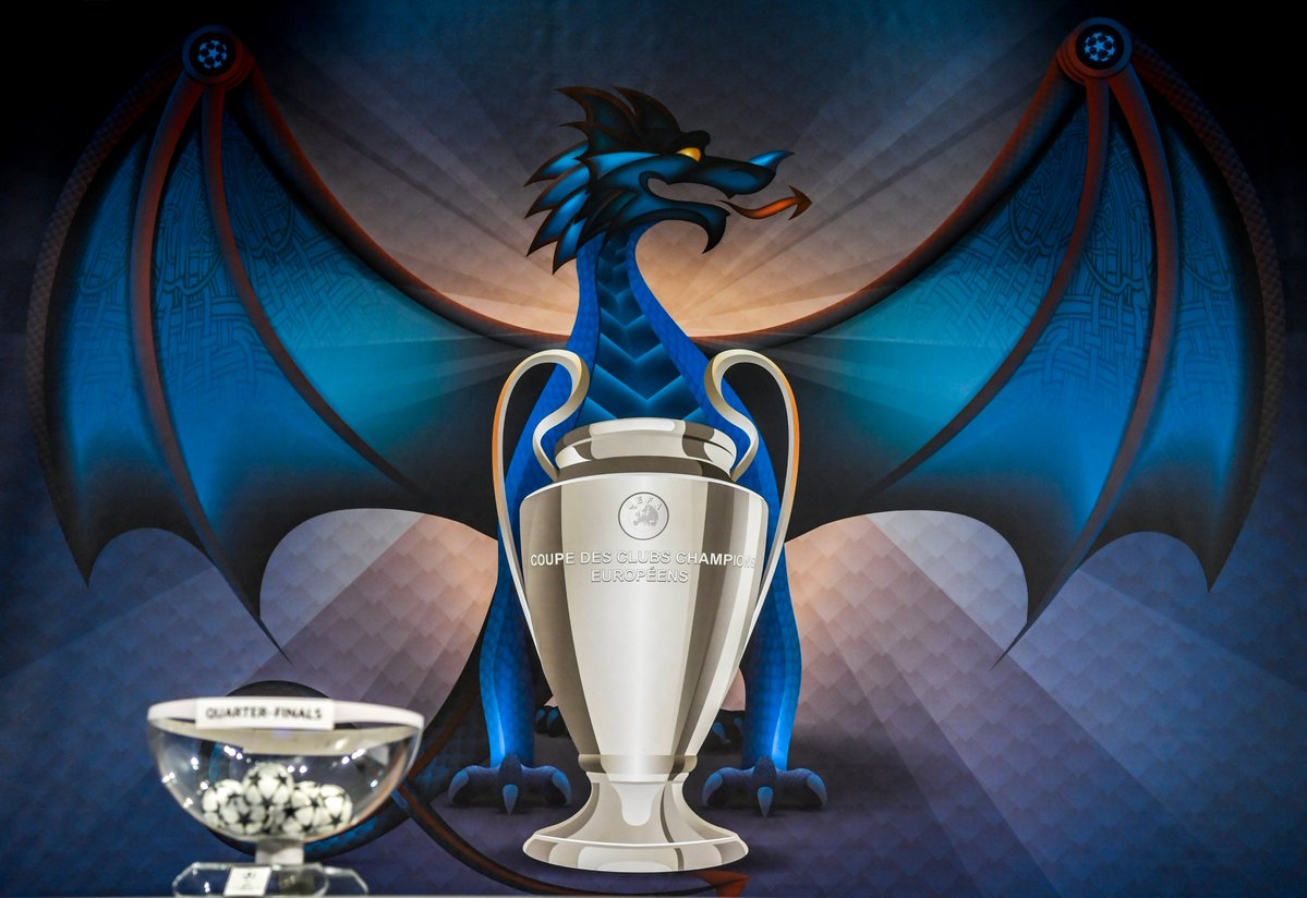 Champions Road to Cardiff