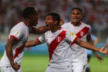 Peru-Uruguay 2-1