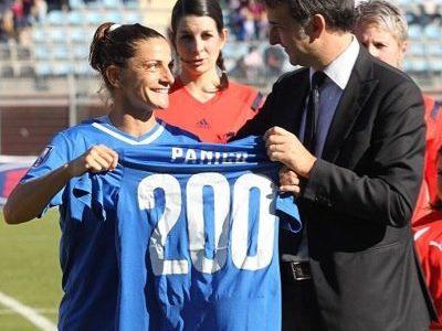 Patrizia Panico, Under 16