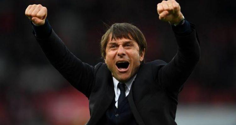 Conte celebration