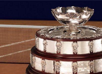 Coppa Davis trofeo