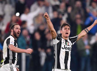 Dybala Juventus-Milan 2-1 - Fonte: Twitter @juventusfc