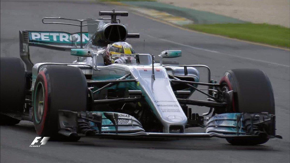 Hamilton qualifiche Australia