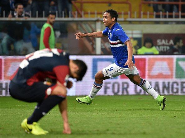 Muriel Genoa-Sampdoria - Fonte: Twitter @SC_ESPN