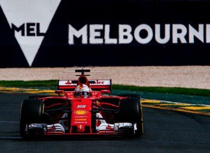 Vettel Australia 2017 gara