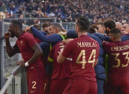 Lazio-Roma, Tim Cup Coppa Italia - Fonte: Roma Twitter