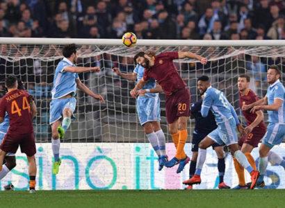 Lazio-Roma, Coppa Italia - Fonte: AS Roma Twitter