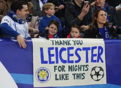 Leicester-Siviglia
