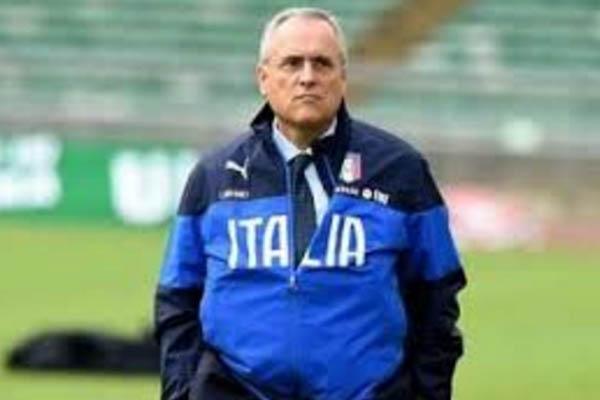 Claudio Lotito, Lazio - Fonte: SS Lazio