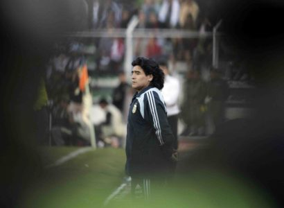 Bolivia Argentina Maradona