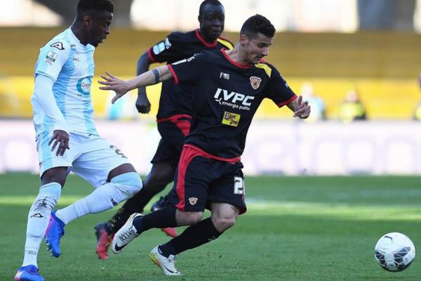 Perugia-Benevento, Serie B - Fonte: BEnevento official site