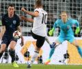 Germania-Inghilterra 1-0: perfezione Podolski, gol e lacrime di gloria