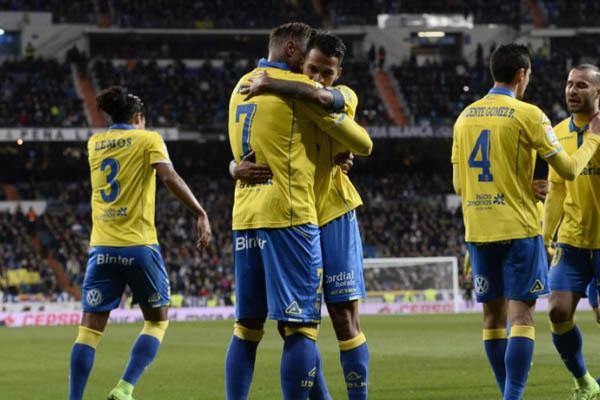 Real Madrid-Las Palmas - Fonte: LaLiga Twitter