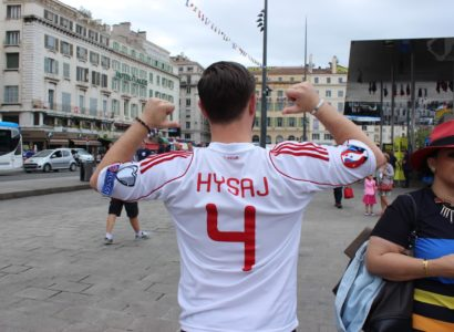 maglia hysaj albania