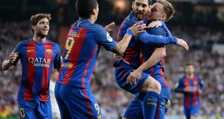 Real Madrid-Barcellona: il Barça trionfa nel Clasico