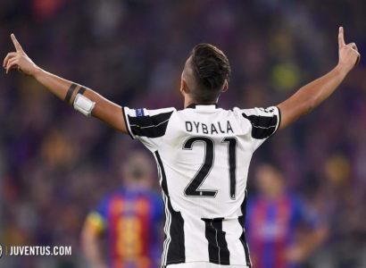 Dybala, Juventus-Barcellona