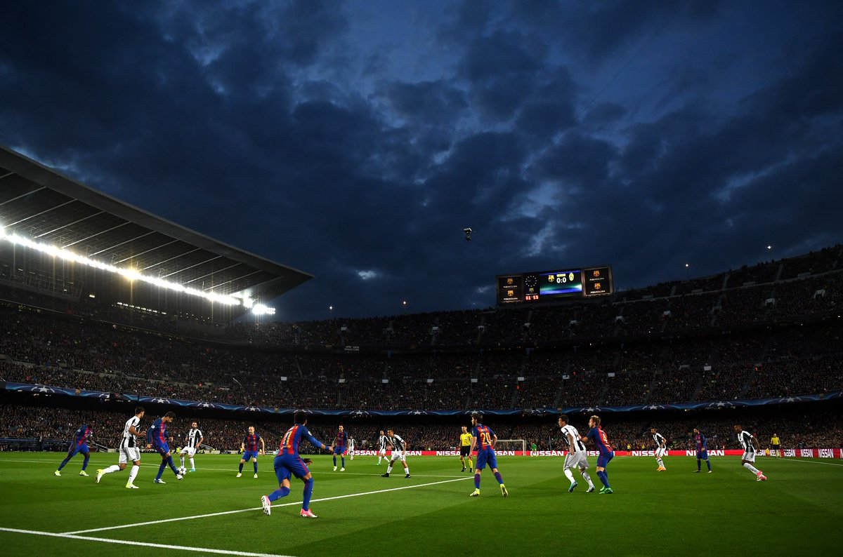 Barcellona-Juventus Champions League 2016/2017