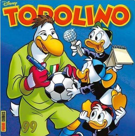 Donnarumma Topolino