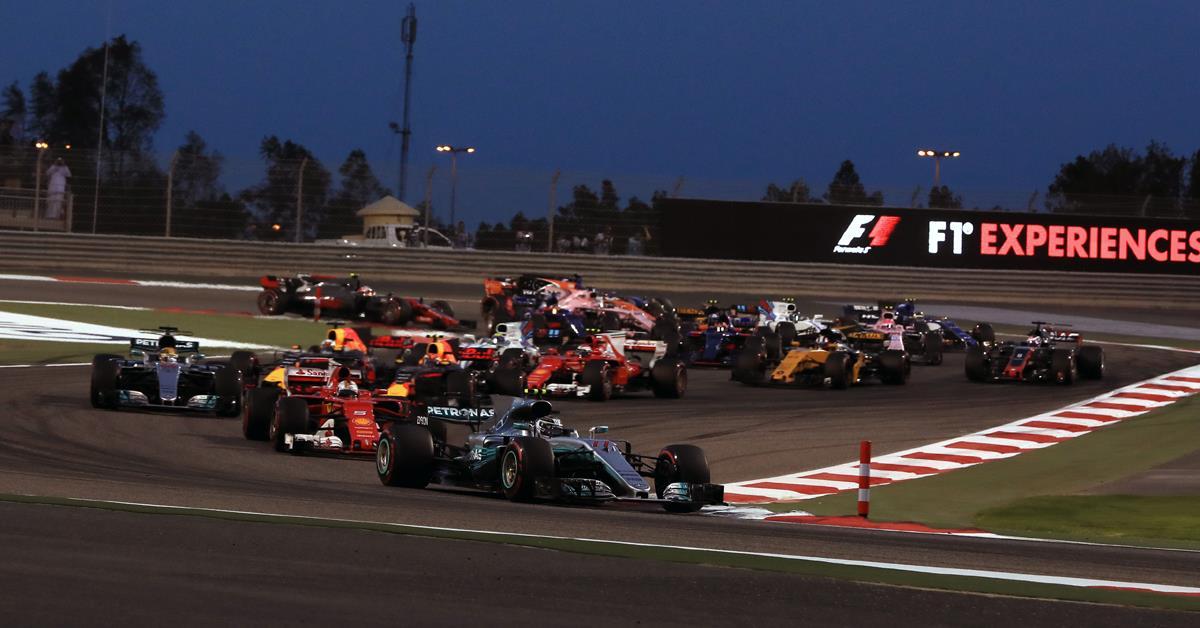 F1 Gp del Bahrain