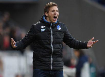 julian nagelsmann, allenatore dell'hoffenheim