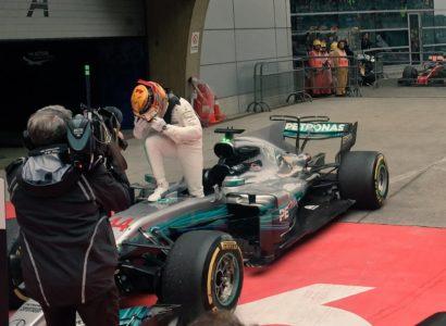 Lewis Hamilton vince il Gp di Cina 2017 di Formula 1