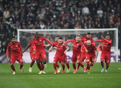 Lione Europa League