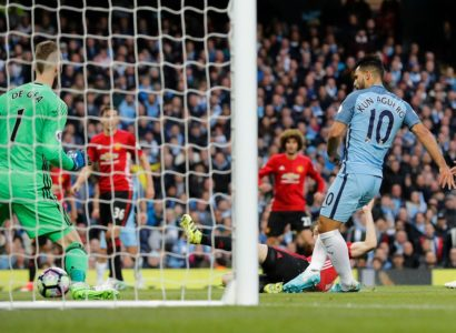 Manchetser City-Manchester United