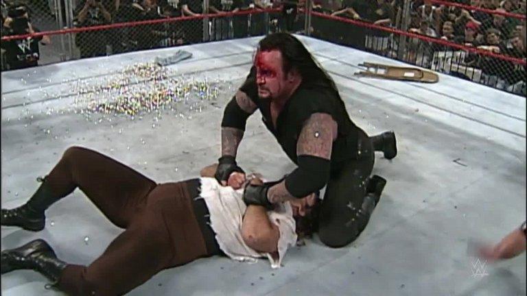 Undertaker Mankind