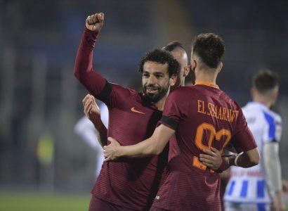 Salah El Shaarawy Pescara-Roma