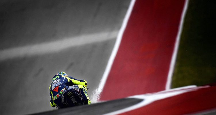 Valentino Rossi Gp Stati Uniti MotoGP 2017