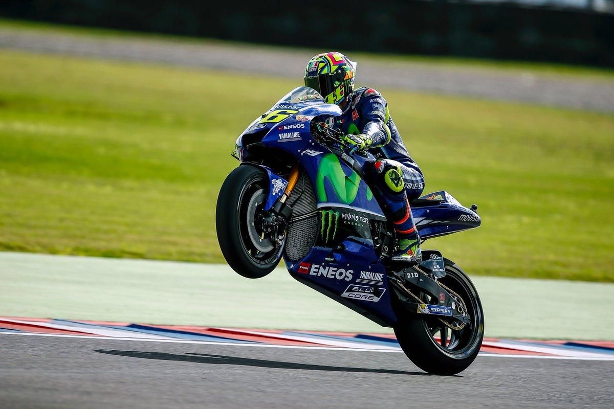 Valentino Rossi Gp d'Argentina 2017 MotoGP