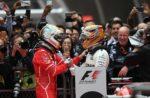 Vettel Hamilton Gp Cina 2017