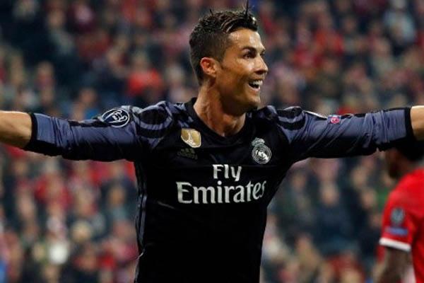 Bayern Monaco-Real Madrid - Champions League - Cristiano Ronaldo
