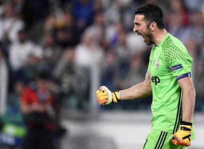 Gianluigi Buffon, Juventus-Barcellona - Champions League 2016/17