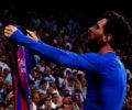 Ventun giocatori ed un alieno, Messi vince il Clasico