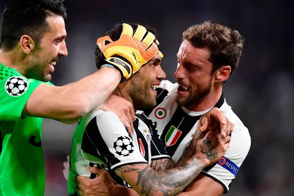 Juventus-Monaco, Dani Alves