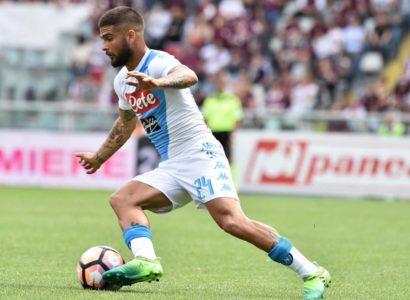 Lorenzo Insigne Torino Napoli