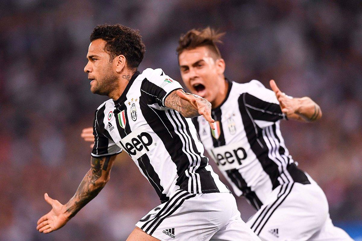 Juventus-Lazio, Dani Alves