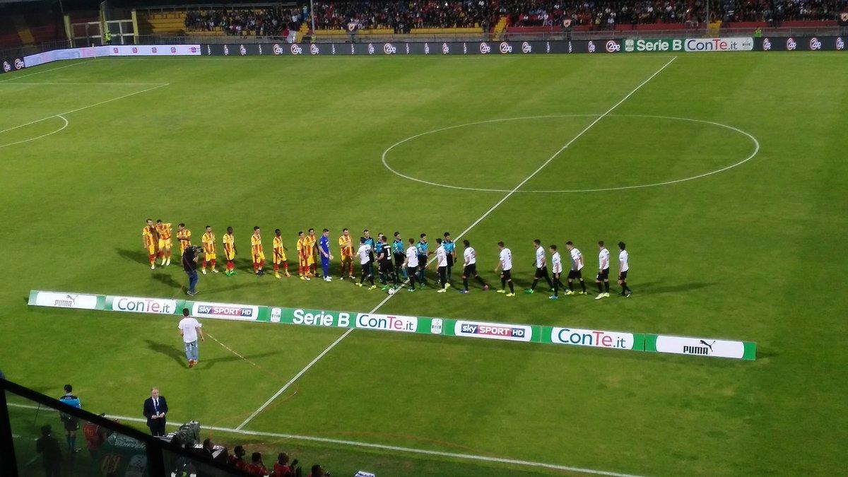 Benevento-Spezia