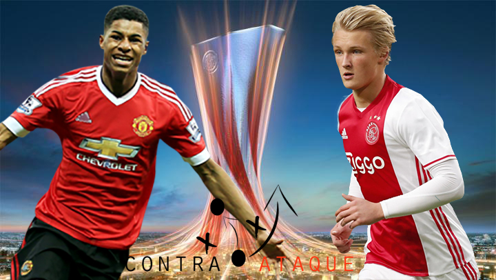 Rashford Dolberg Europa League