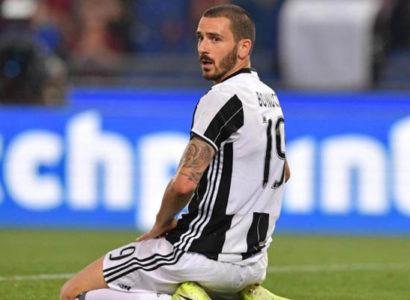 Leonardo Bonucci, Roma-Juventus - Serie A - Fonte: Juventus Official