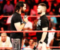 Intervista a Rollins e Balor, il futuro della WWE
