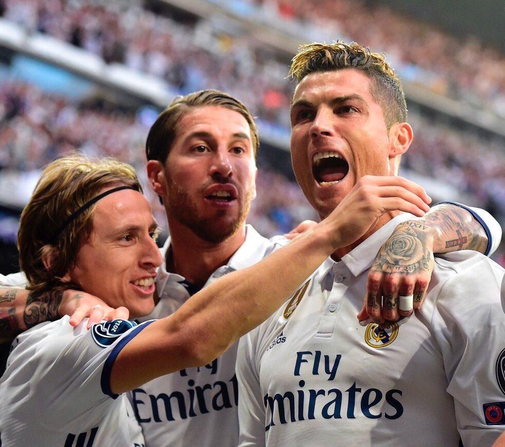 Cristiano Ronaldo, esultanza