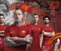 Maglia Roma 2017/18: un ritorno alla tradizione