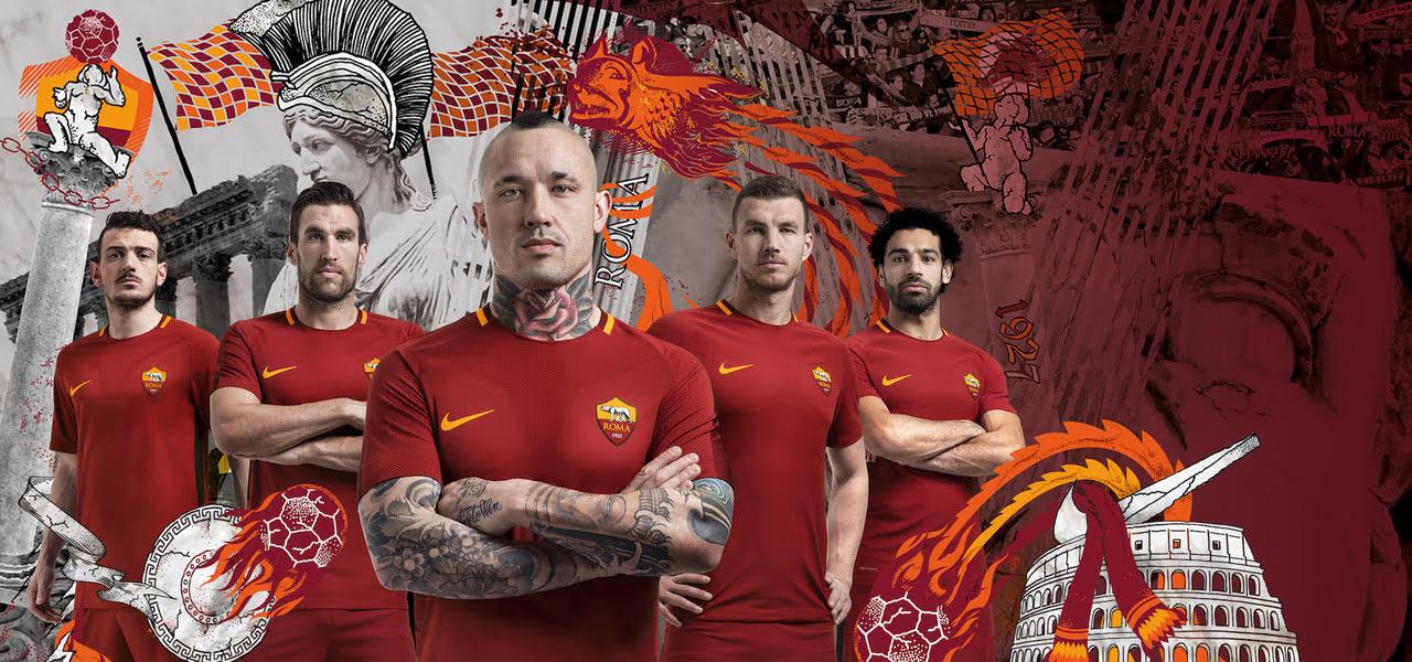 Maglia Roma 2017/18