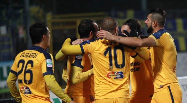 Il Verona torna in Serie A