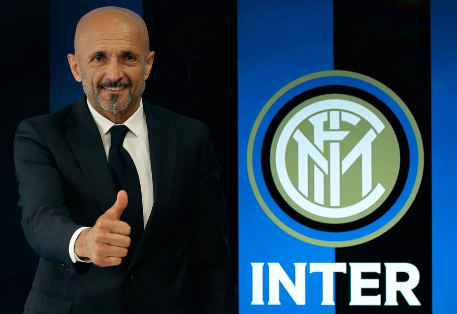 Spalletti all'Inter